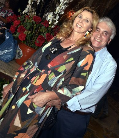 Katia Spolavori e Edmar Fontoura
