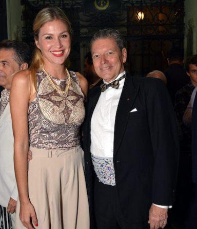 Ellen Jabour e Fernando Bicudo