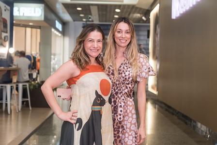 Eugenia Del Vigna e Fabiola Caal