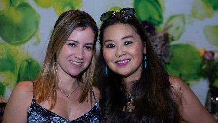 Luciana Ribeiro, Mônika Nakamura