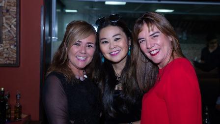 Marcia Garrido, Mônika Nakamura, Claudia Rodrigues,
