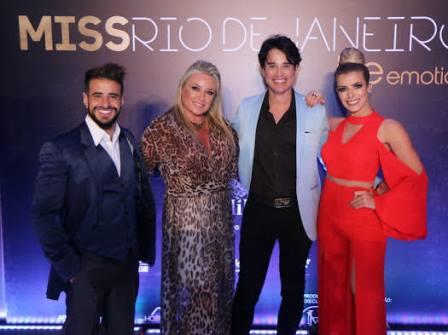 O ator Tarso Brant, Dra Cris Pessoa, Marcelo Haidar e ex bbb Jaqueline Grohalski
