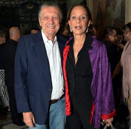 Renato e Kiki Garavaglia