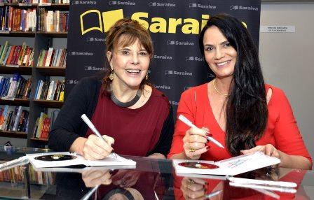 Sandra Werneck e Luiza Brunet