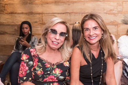 Viviane Cohen e Ana luisa Ginja