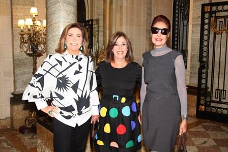 Ruth Niskier, Sylvia de Castro e Glaucia Zacharias