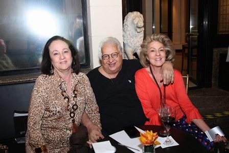 Beth Serpa, Serpa e Margareth Padilha