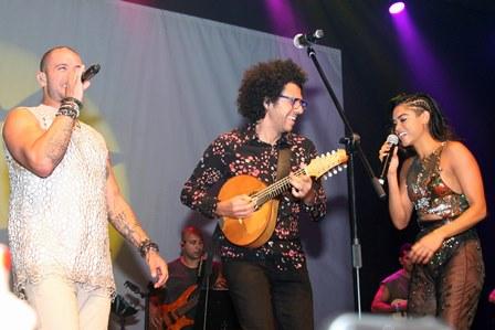 Diogo Nogueira,Hamilton de Holanda,Lucy Alves e