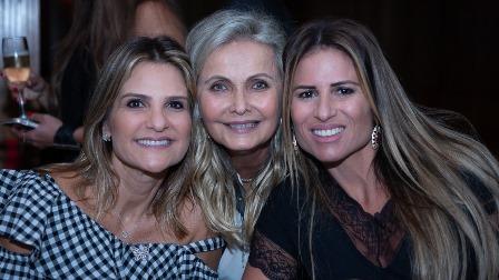 Adriana Indelli, Erise Villela, Ana Paula Barbosa