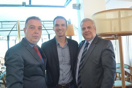 Bayard Boiteux,Douglas Andrade e Paulo Alonso