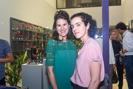 Bruna Sève Patkó e Julia Wahmann