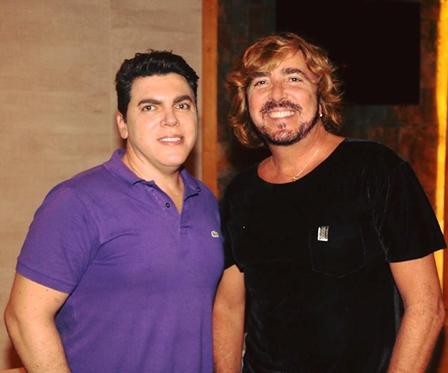 Carlos Fernando Monteiro e Pedro Gismondi