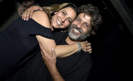 Rennata Castro e Pedro Vasconcelos
