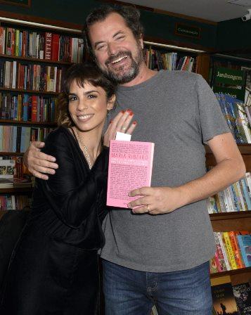 Maria Ribeiro e Miguel Pinto Guimarães
