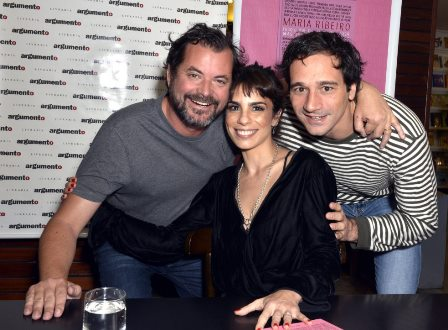 Miguel Pinto Guimarães , Maria Ribeiro e Diogo Pires Gonçalves