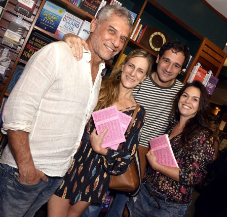 José Bechara , Dedina Bernadelli , Diogo Pires Gonçalves e Renata Pascoal
