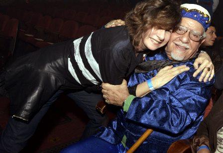 Denise Bandeira e Hamir Haddad
