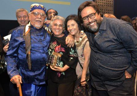Hamir Haddad , Guida Vianna , Maria Siman e Eduardo Barata