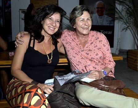 Carla Guidacci e Denise Weinberg