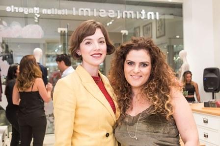 Dani Lachter e  Francesca Olivieri