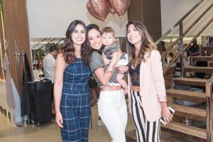 Daniella Vaz  Ana Gabriela Cortes e Bernardo Cortes e Rachel Rabelais