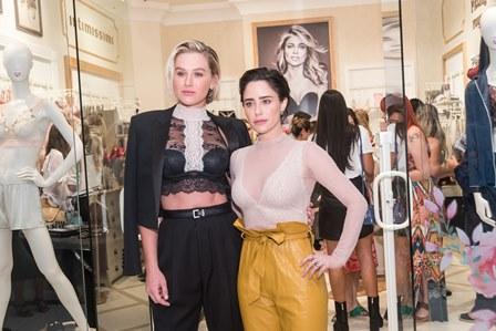 Fiorella Matheis e Fernanda Vasconcellos