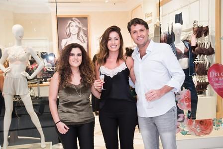 Francesca Olivieri Fernanda Martins e Alvaro Gutierrez