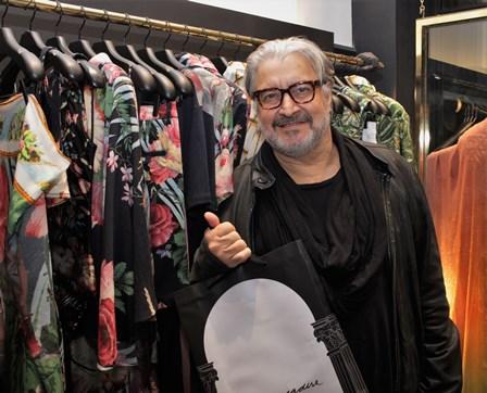 Sérgio Mattos, booker