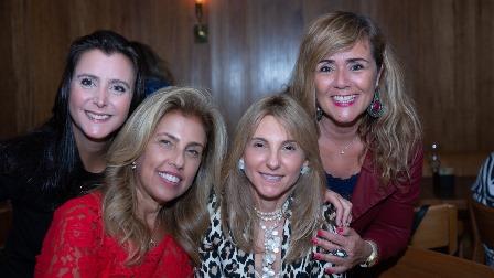 Joana Wolff, Katia Cohen, Marcia Mantuano Principe, Marcia Garrido