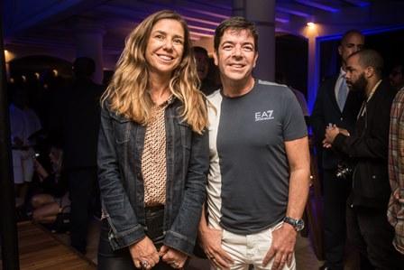 Maysa e Alvaro Torres