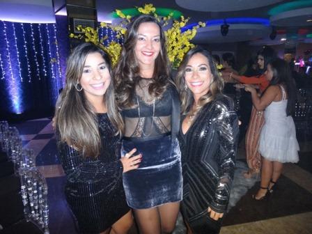 Renata Andrade Silva Lucas Ronna Veloso Vieira e Karinne Andrade Silva Guirra