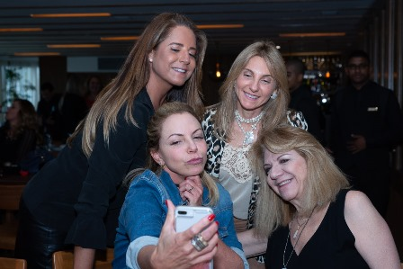 Roberta de Andrade Neves, Marcia Mantuano Principe, Nina Kauffmann, Cecilia Garotti