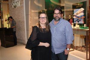 Alessandra Berstein e Marcelo Azevedo