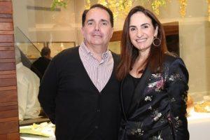 Fred Chinelli e Anna Clara Tenenbaum