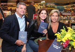 Pedro Basílio e Beatrice Bezerra e Cyntia Bezerra
