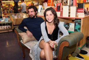 Iuri Nicolsky e Melanie Varella