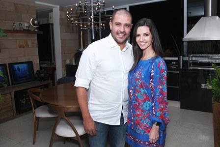 Diogo Nogueira e Mariana Coelho