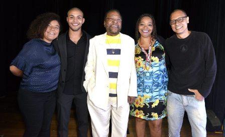 Alegria , Preto,Martinho da Vila , Analimar e Martinho Filho Ferreira