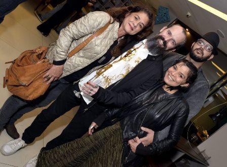 Christiana Fontes , Igor Saboya , Rafael Ramos e Antônia Oliveira