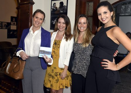 Bruna Manfrenatti , Adriana Milhoranse , Liana Solot e Mariana Mandetta