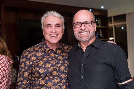 Edmar Fontoura e Luiz Felipe Francisco
