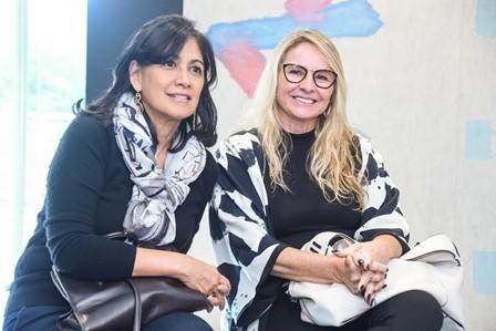 Fatima Richa   e Iolanda Vieira