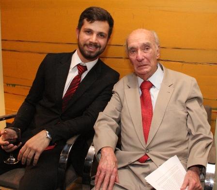 Guilherme Vital e Candido Mendes