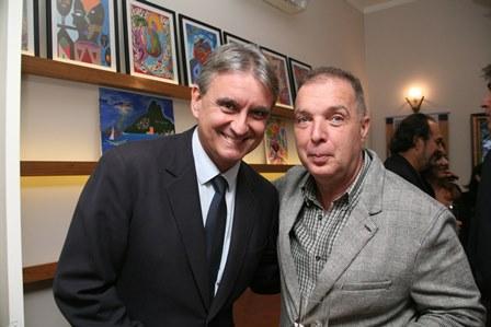 João Pedro Figueira e Bayard Boiteux