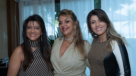 Leila Regina Esposito, Raquel Duarte, Rosane Duarte