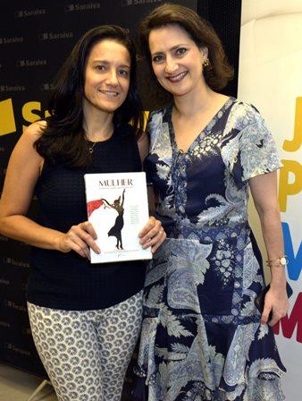 Letícia Camargo e Viviane Ferreira