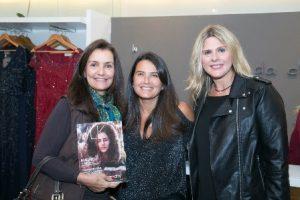Luciana Tostes, Fernanda Chies, Stela Loewe
