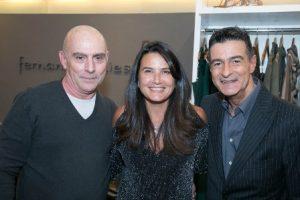 Oliver Laporta, Fernanda Chies, Xico Gonçalves