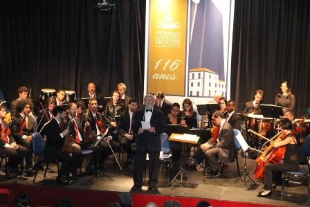 Orquestra Candido Mendes