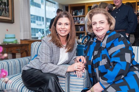 Raquel Veri e Cristina Aboim